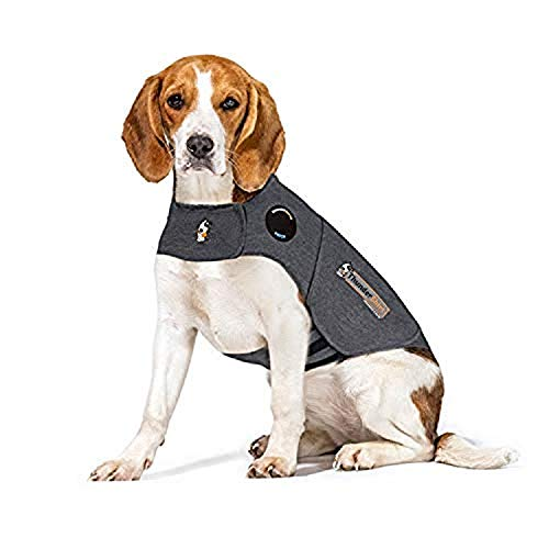 Thundershirt Dog Anxiety Treatment - Gray (Medium)