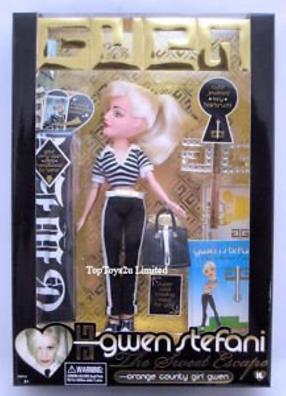 comprar descuentos naranja County Girl Gwen Gwen Gwen Stefani Fashion Doll by Huckleberry  100% a estrenar con calidad original.