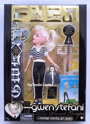 calidad auténtica naranja County Girl Girl Girl Gwen Stefani Fashion Doll by Huckleberry  hasta un 65% de descuento