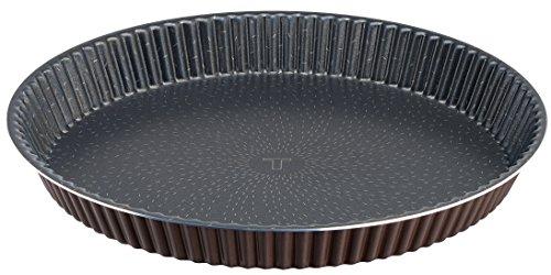 Tefal PERFECTBAKE Moule à Tarte 30 cm Anti-Adhésif J5548402