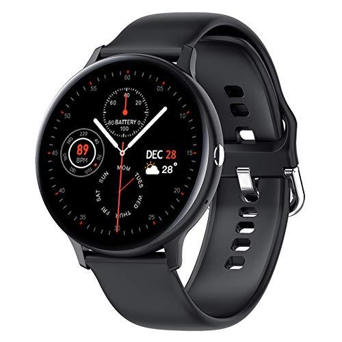 BNMY Smart Watch Fitness Tracker con Monitor De Frecuencia Cardíaca/Sueño 1.3 '' HD Smartwatch Notificación De Llamada De Mensaje Reloj Deportivo Al Aire Libre para Android iOS,B