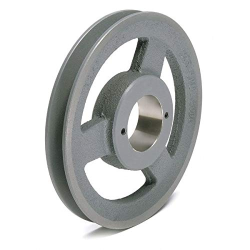 V-Belt Pulley Detachable Max 81% OFF 1Groove 6.95