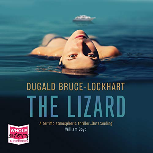 The Lizard audiobook cover art