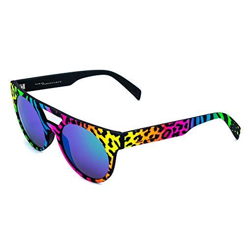 italia independent 0903-ZEB-149 Gafas de sol, Multicolor, 50 Unisex