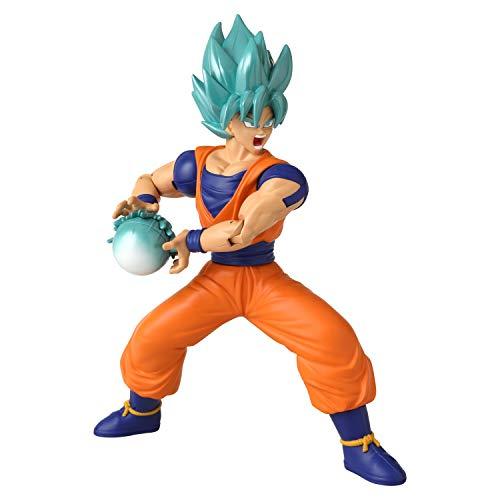 Dragon Ball Super Attack Collection Super Saiyan Blue Goku 7' Figure