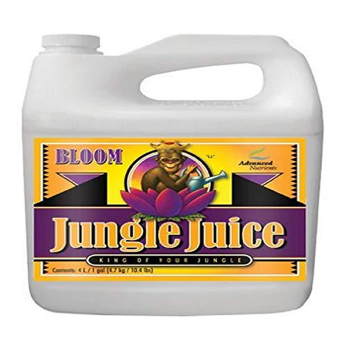 Advanced Nutrients 1700-15 Jungle Juice Bloom Fertilizer, 4 Liter, Brown/A