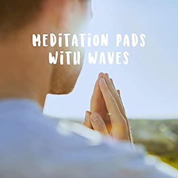 Meditation Pads With Waves