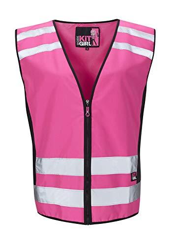 Warnweste, pink,SeeMe by Workkitgirl, Weste, Hi Vis Pink Vest/waistcoat, rosa, KIT102P