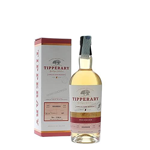 Tipperary Boutique Distillery Single Grain Irish Whiskey Bourbon Cask