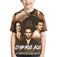 コブラ会 男の子 Tシャツ 女の子 半袖 キッズ Tシャツ カットソー S