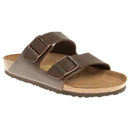 Birkenstock Arizona Dark Brown Womens Sandals Size 39 EU