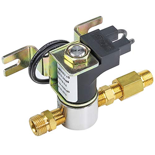 AMI PARTS 990-53 Solenoid Valve Assembly 24V-Humidifier Water Valve-Compatible with GeneralAire Humidifier -1042 1042L 1042LH 1137