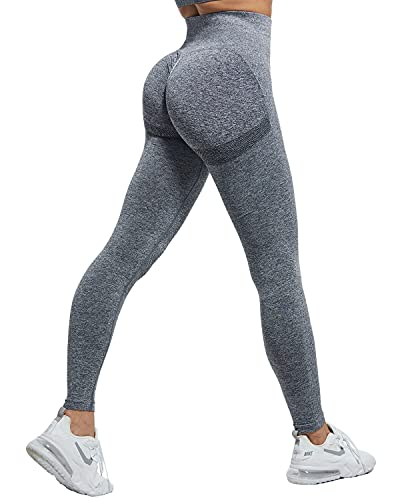 MIALIFEX Sexy Leggings Women High Waist Fitness Bubble Butt Legging Push Up Gym Sport Leggins Women Workout Jeggings