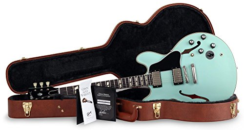 Gibson 1964es de 345Seafoam Green VOS 2016Limited Edition-Gu