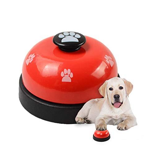 Haustier-Trainingsglocken,FayTun Hund Türklingel Hundeglocken Katzentraining, Trainingsglocke, Interaktionsglocke für Hunde