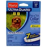 Best HARTZ Flea Collars For Kittens - UltraGuard Flea And Tick Collar For Dogs Review