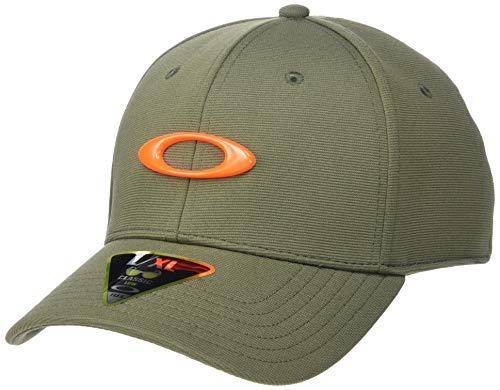 Oakley Unisex Baseball-Cap Tincan Cap, Braun (Dark Brush), S/M