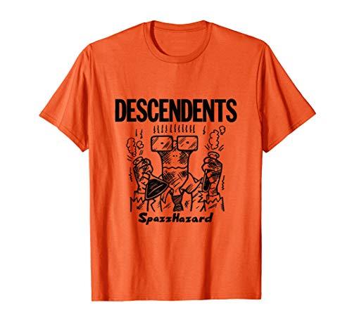Descendents - Spazzhazard - Official Merchandise T-Shirt