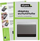 dipos I Schutzfolie matt kompatibel mit Amazon Fire HD 10 (2021) Bildschirmschutz-Folie