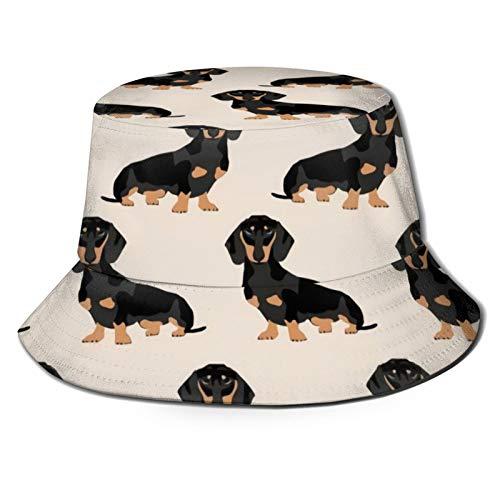 136 Sombrero unisex para perro salchicha de pascua, para hombre y mujer