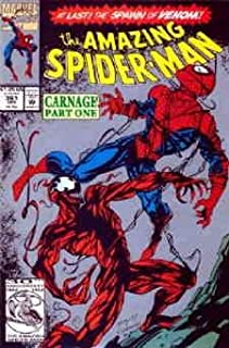 Amazing Spider-Man, The #361 (2nd) VF ; Marvel comic book