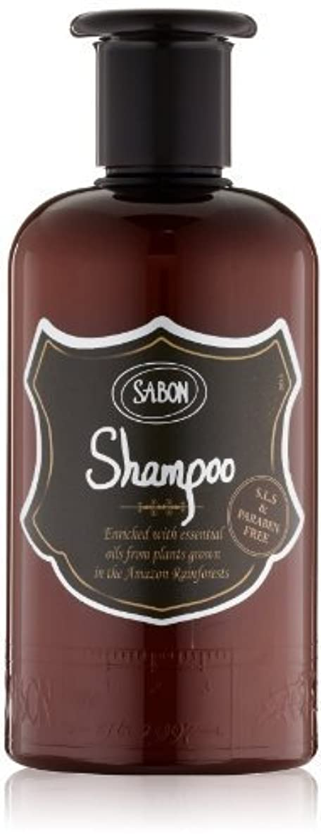 苛性乱すアーティストSABON Shampoo for Men, Patchouli Citrus, 12.318 fl. oz. by SABON [並行輸入品]