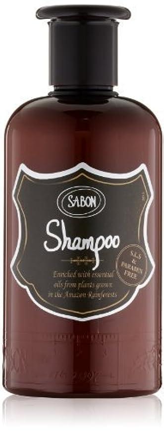 ログ研究無駄にSABON Shampoo for Men, Patchouli Citrus, 12.318 fl. oz. by SABON [並行輸入品]
