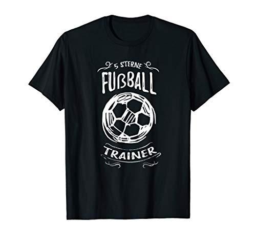 Shirt - Bester Fußball Trainer - Geschenk