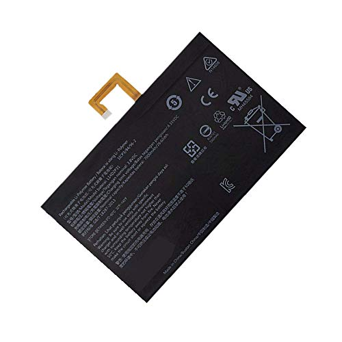 WXKJSHOP Ersatz Akku Kompatibel mit Lenovo Tab 2 A7600-F A10-70F Tab2 A10-70 A10-70L Tablet Series 3.8V 7000mAh BL-L14D2P31