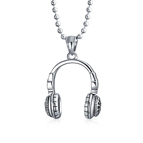 OLQMY-Street Hip hop Personality Wild Double-Layer Multi-Ring Buckle Necklace Pendant Jewelry Men and Women Tide-Silver