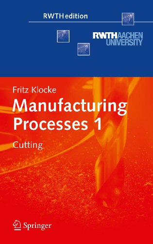 Manufacturing Processes 1: Cutting (RWTHedition)