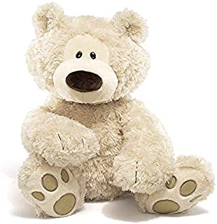 GUND Philbin Teddy Bear Large Stuffed Animal Plush, Beige, 18