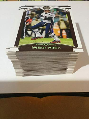 2020 Panini Legacy Complete Veteran Hand Collated NFL Football Set of 100 Cards - No Rookies or Legends Set includes Tom Brady, Lamar Jackson, Patrick Mahomes II and many more.