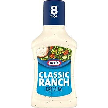 Kraft Classic Ranch Salad Dressing  8 fl oz Bottle