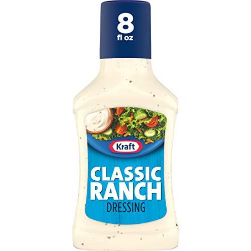 Kraft Classic Ranch Salad Dressing (8 fl oz Bottle) Now $1.03