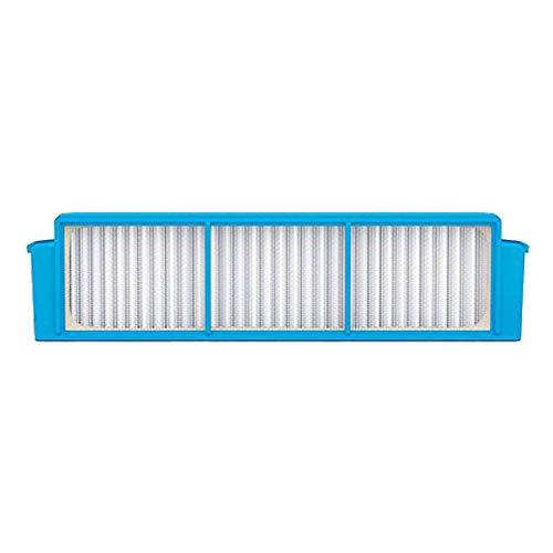 Hannets Hochwertiger Ersatzfilter kompatibel mit Philips FC8792, FC8794 und FC8796 I Philips Filter Roboterstaubsauger I Philipps Zubehör Saugroboter Ersatzset Nr. P-blau-1F