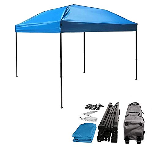 outdoor Gazebo 3x3m Fully Waterproof Heavy Duty Pop Up Handbag (1.2m High After Portable Folding)
