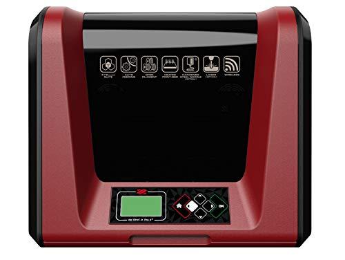 XYZプリンティング 3Dプリンター [ダヴィンチJr. Pro X+] ABS使用可 造形サイズ175×175×175mm オープンフィラメント可 オートキャリブレーション機能付き レーザー刻印機能拡張可 金属系PLA拡張可 3FJSPXJP00G