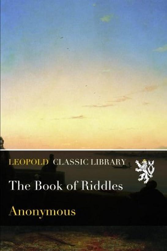 明らかに学部長先行するThe Book of Riddles