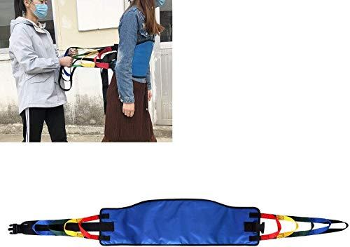 YDYD Transfer Belt - Patientenlift Sling Ständer Sling Assist - Medical Nursing Stehen Sling for Kinder und Jugendliche Ältere Behinderung und bettlägerig 1028