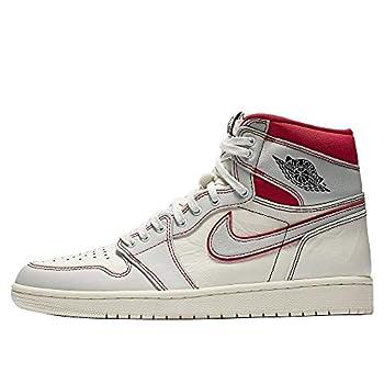AIR Jordan 1 Retro HIGH OG SAIL/Off-White-Phantom Size 14