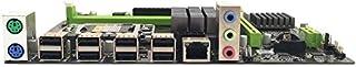 MeterMall X58 - Placa base de ordenador para Intel X58 LGA1366 Socket DDR3 RTL8105E Gigabit LAN Desktop Board