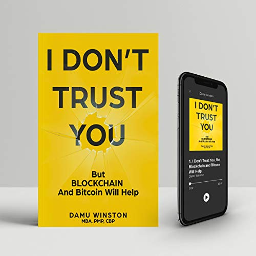 Couverture de I Don't Trust You