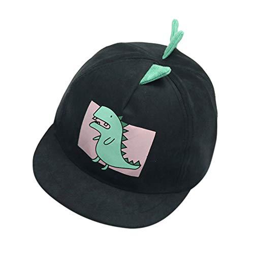 MIBQM Unisexo Gorra de Verano para bebé Algodón Dinosaurio...
