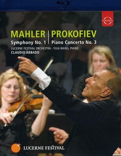 Mahler/Prokofiev - Symphony No. 1/Piano Concerto No. 3 [Blu-ray]