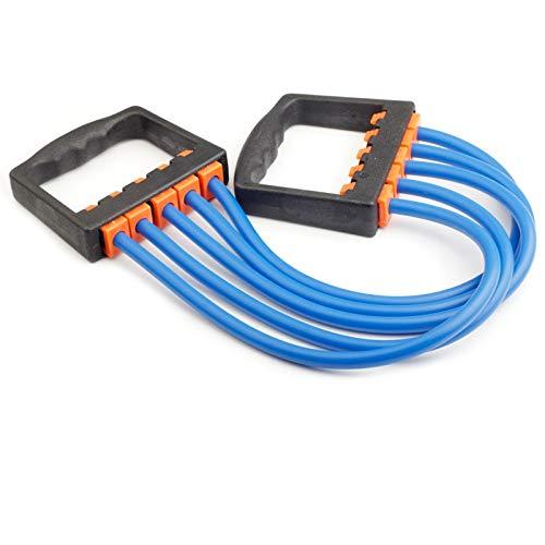 siqiwl Expansor de pecho Pull Up Rope Deportes Ejercitador de Caucho Yoga Entrenamiento Loop Gym Expander
