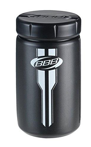 BBB Tools&Tubes BTL-18 (S) - Bote para herramientas de bicicleta, color negro, Talla:450ml