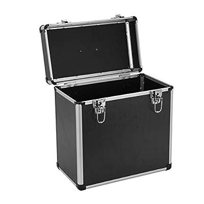 Shoze 12 Inch Record Album Case LP Storage Retro Case Tool Box Multifunction CD Storage Box Used To Save Records