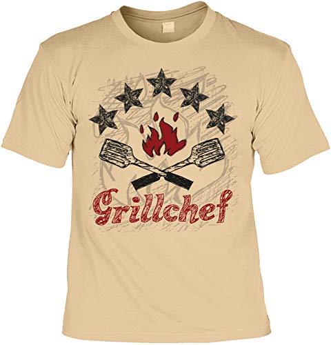 Grill Shirt: Grillchef