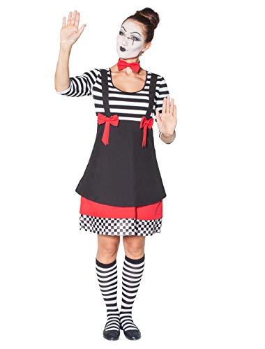 Deiters Pantomime Frau 2-TLG. Größe: 42